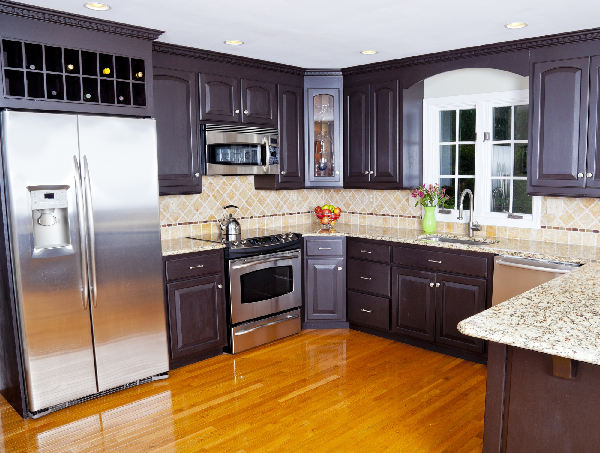 What Color Should I Paint My Kitchen Cabinets? - Dutchpopp ...